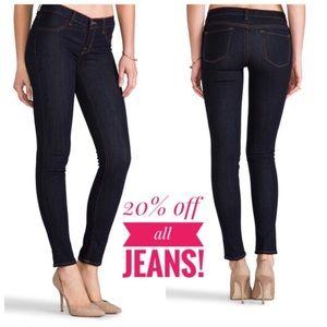 J Brand Starless Hi Waisted Leggings Size 25